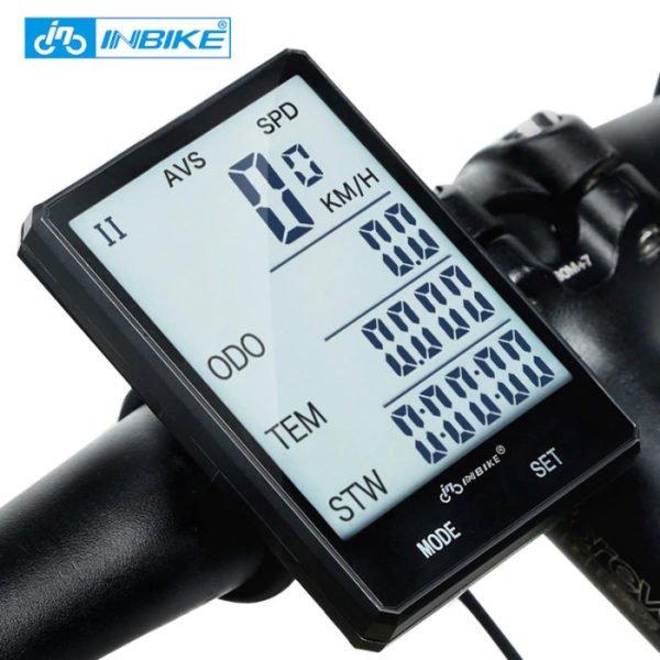 Безжичен компютър за велосипед